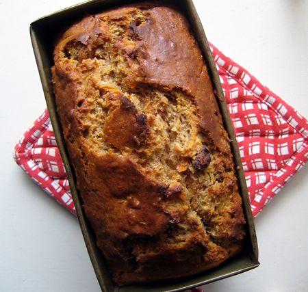 carrot spice cake bread | sweet treats | Pinterest