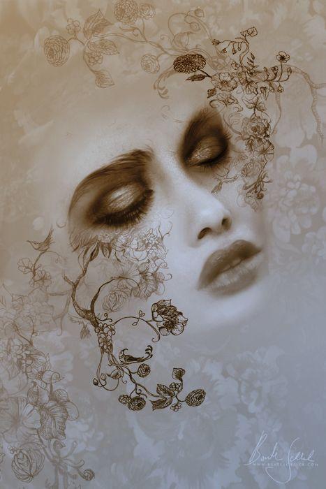 Art by Bente Schlick