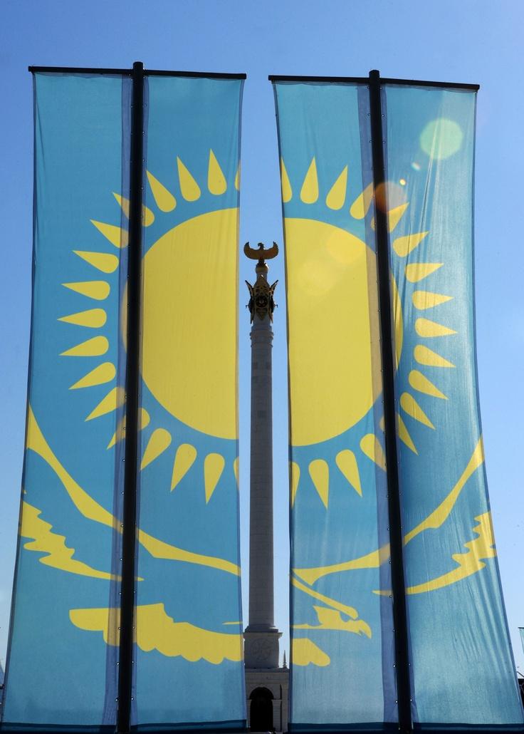 kazakh flag
