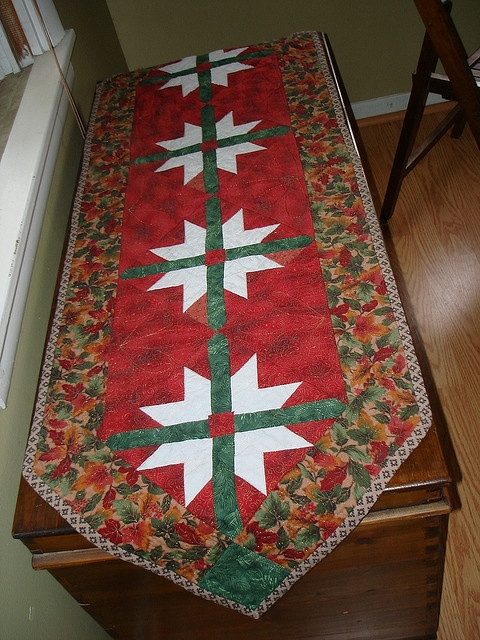 Pinterest Quilting Table Runners : quilted table runner Table runners Pinterest