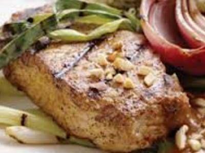 Maple and Coffee-Glazed Pork Chops | Pork | Pinterest