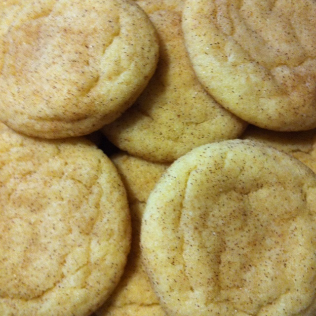 Snickerdoodle cookies | Food | Pinterest