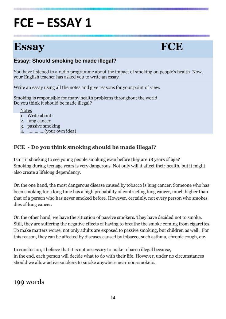 Write my teen smoking essay
