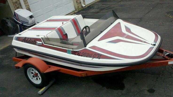 Addictor Speed Boat Water Crafts Pinterest
