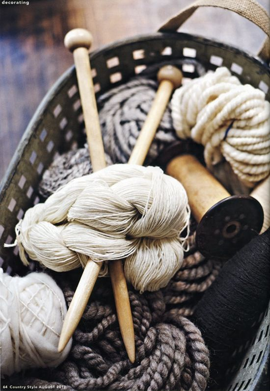 want: gorgeous cozy chunky yarn