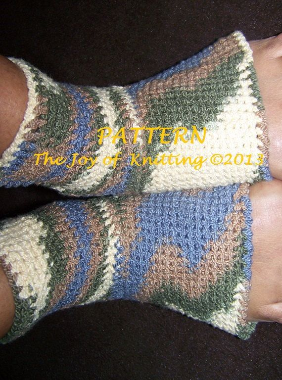 PDF Pattern Crochet Yoga Socks Easy to Make by TheJoyofKnitting, $3.50