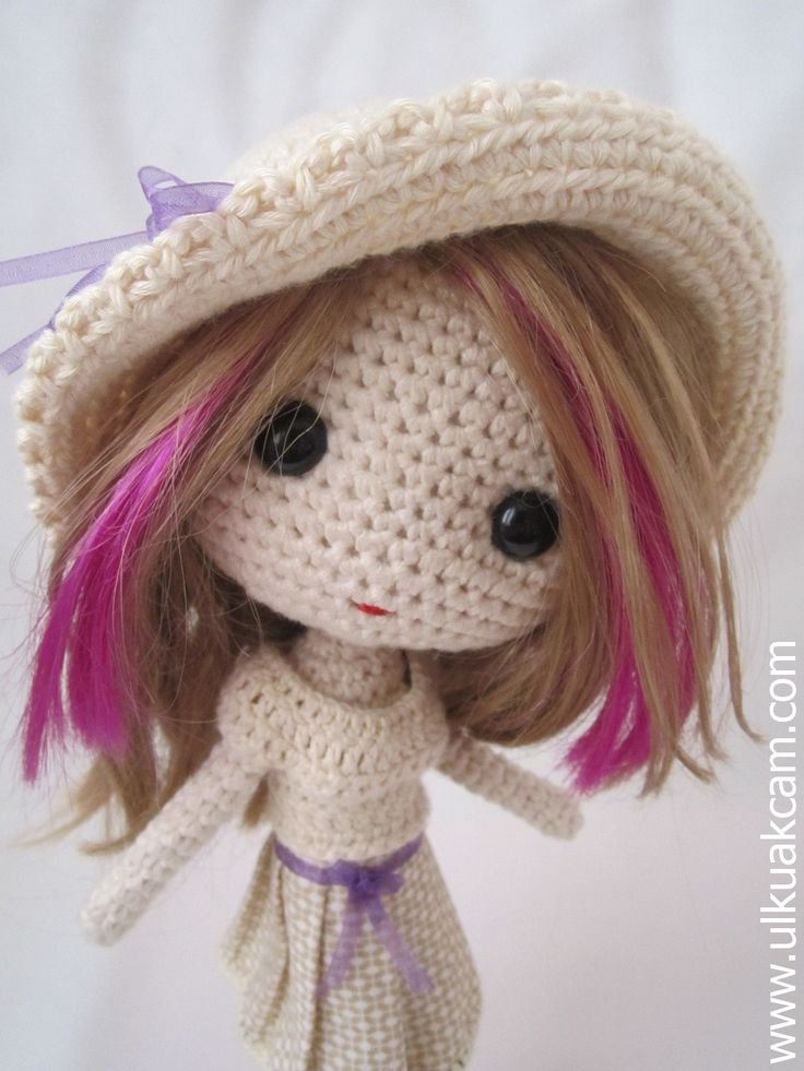 Deniz Doll Pattern by Denizmum on Etsy, $15.00