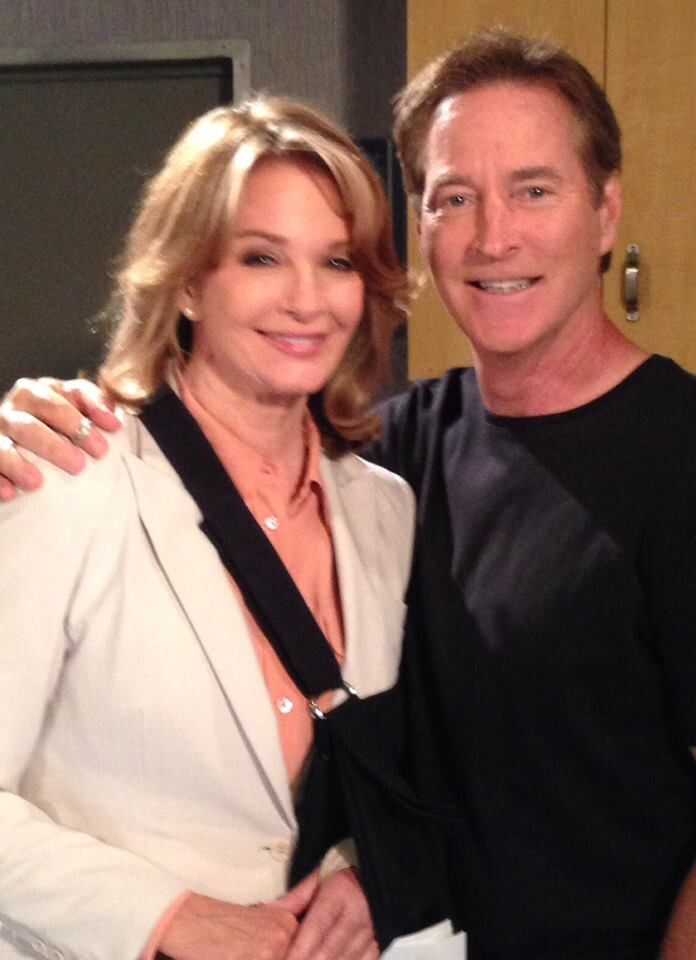 Deidre Hall, Drake Hogestyn, Days of our Lives 2014 | Days ...