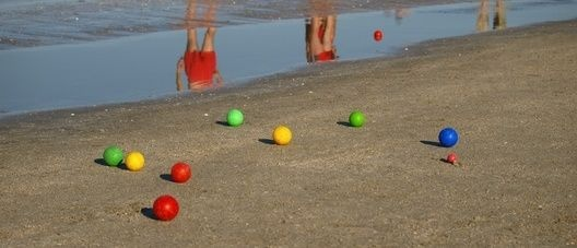 bocce game how to play
