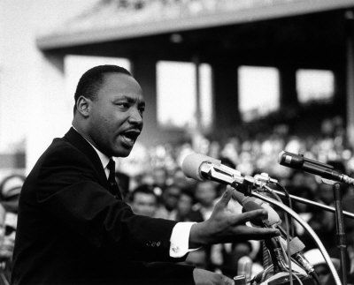 Martin Luther King Jr. - all mankind are equal