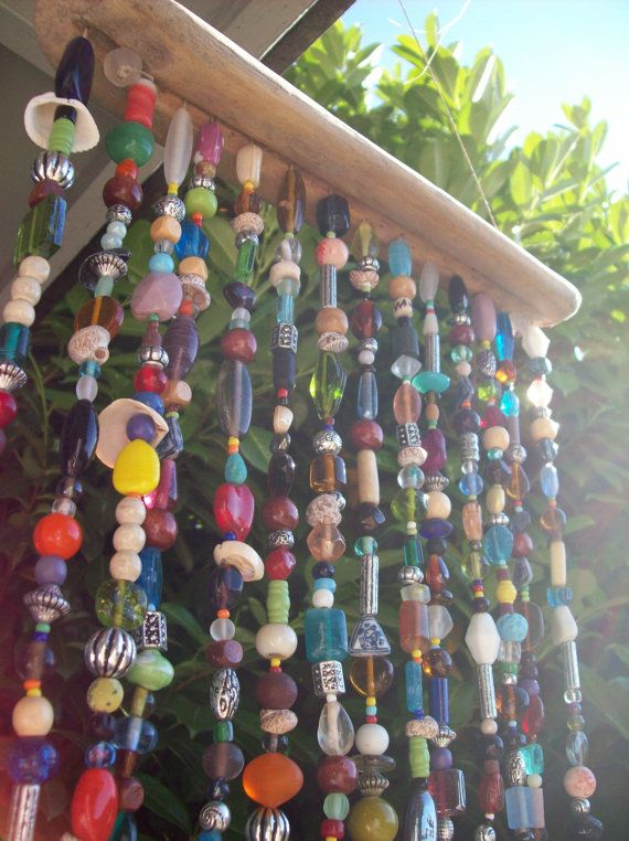 women bracelets MADE TO ORDER Rainbow Suncatcher with natural driftwood and colorful