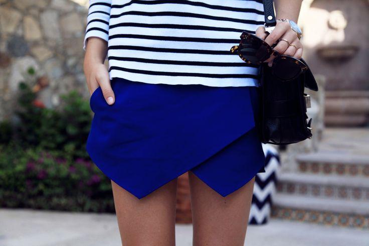 my fav: Zara culottes