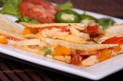 Chicken Quesadillas | Favorite Recipes | Pinterest