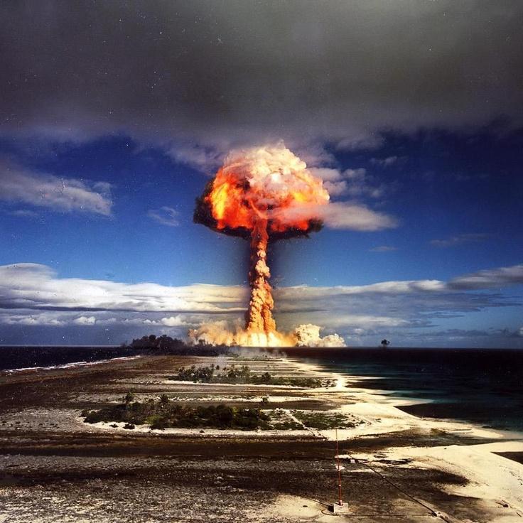 It?? Bikini atomic explosion