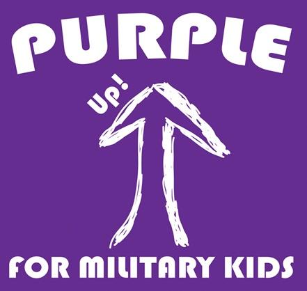 Purple Up...