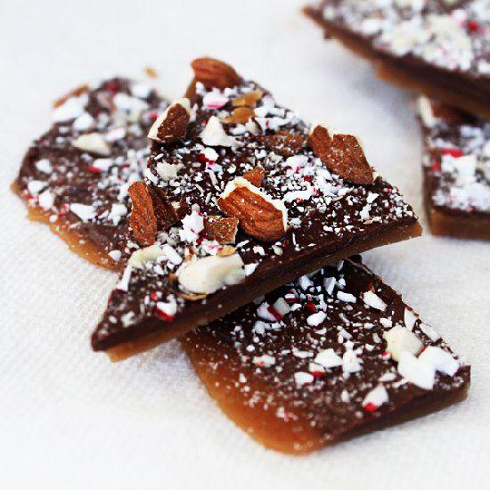 Peppermint Toffee Butter Crunch. | Fund raiser | Pinterest