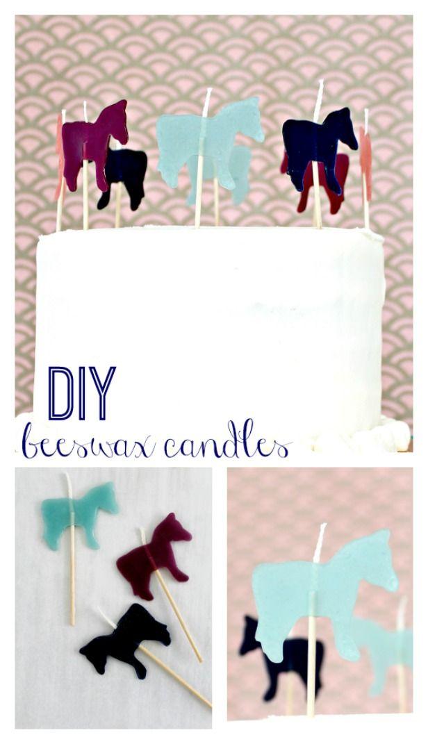 HGTV Crafternoon: DIY Custom Beeswax Candles (http://blog.hgtv.com/design/2014/05/27/diy-custom-beeswax-birthday-candles/?soc=pinterest)
