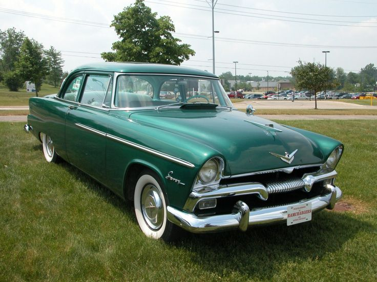 55 Plymouth Savoy Classic Cars Plymouth Pinterest
