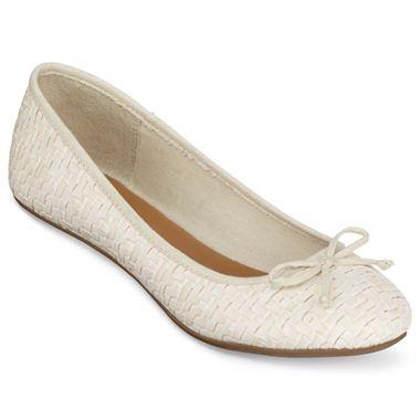 MIA girl Brandy Ballet Flats - jcpenney
