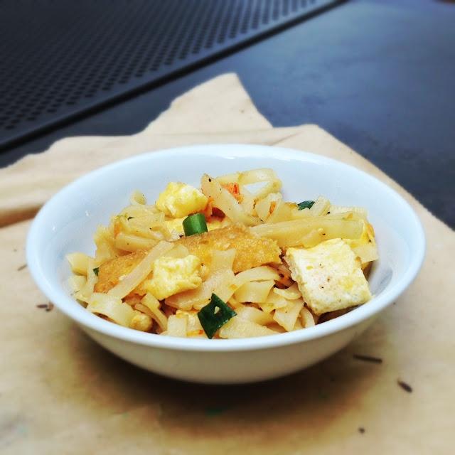 Vegetable and Tofu Pad Thai | Favorite Recipes | Pinterest