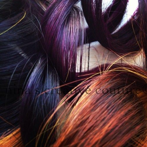 Copper Sunset Hair Color  New Style For 20162017
