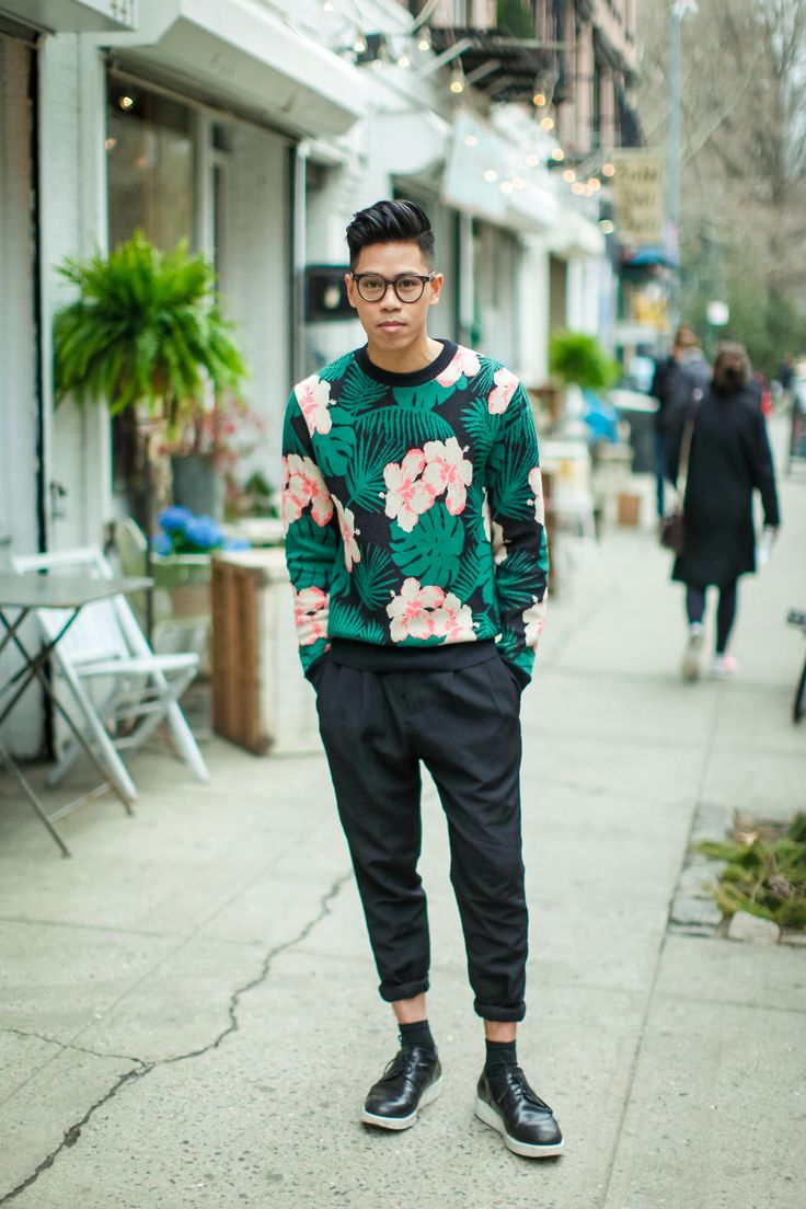 Miranda Priestly Eat Your Heart Out Florals, For... | Closet Freaks | Menswear Blog By Anthony Urbano