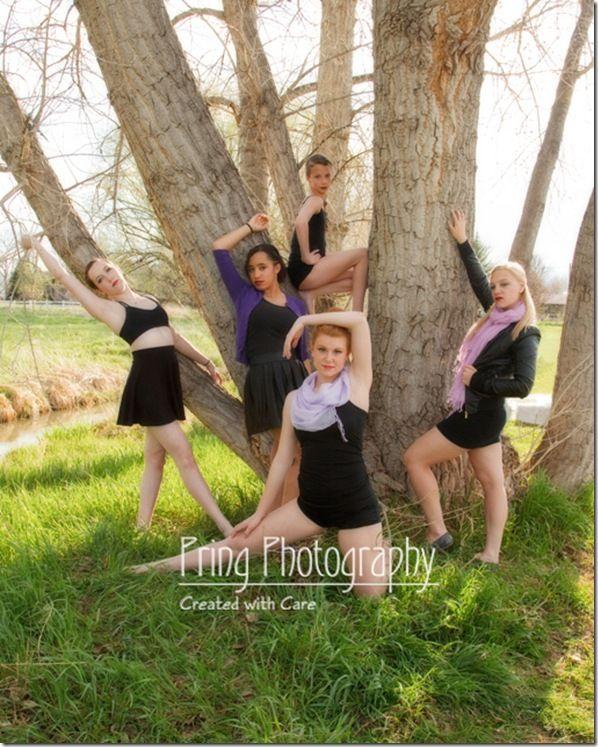 Outdoor dance photography | Dance Studio | Pinterest