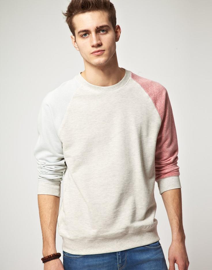 Raglan Sweater. $45