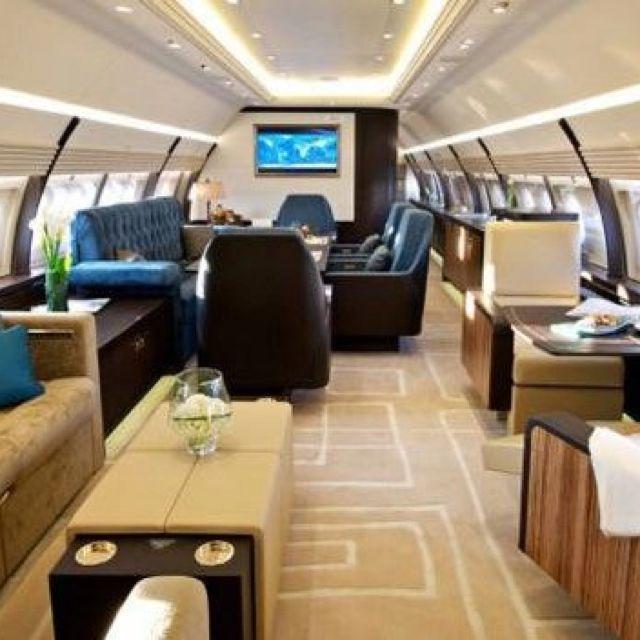 My private jet!