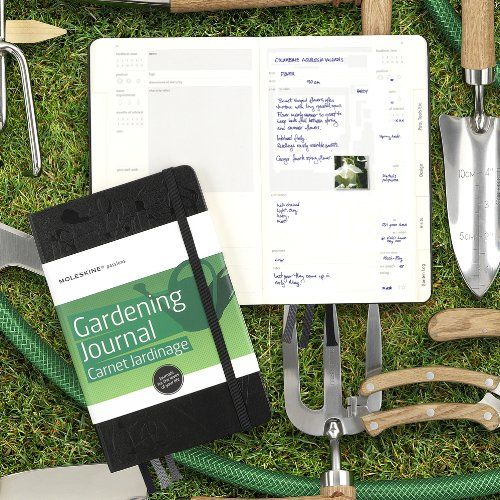 Moleskine Passions Gardening Journal Garden Pinterest
