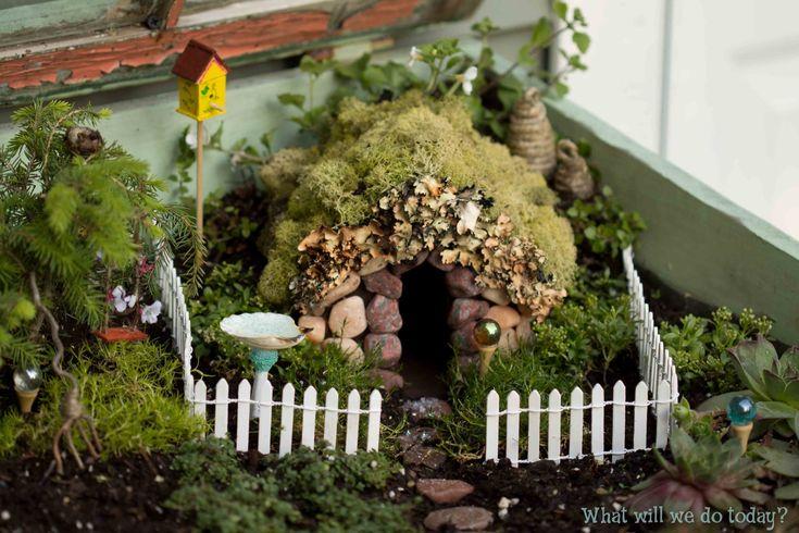 Miniature Hobbit Home Fairy Garden Fabulous Fairy