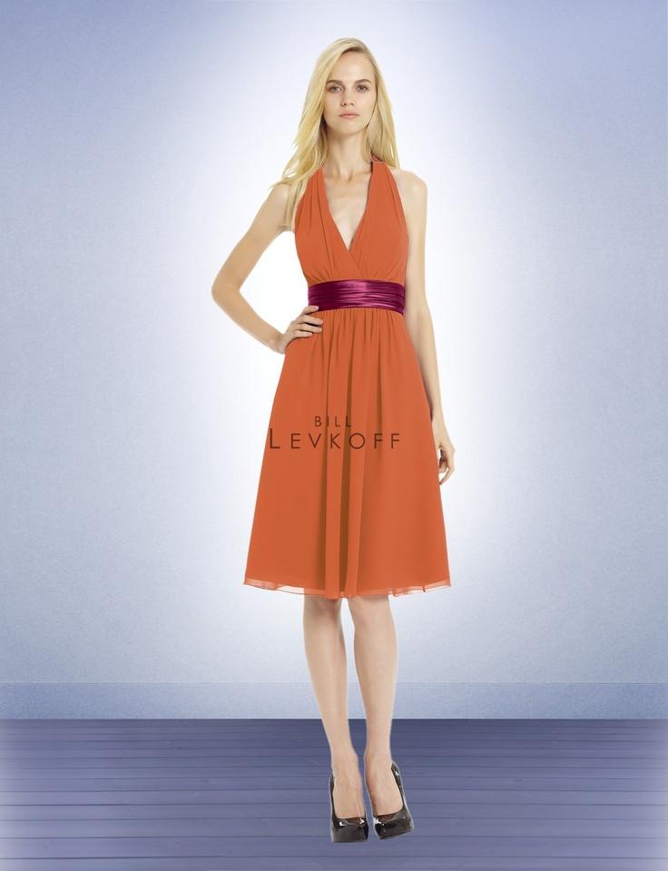 Bridesmaid Dresses Terracotta 5