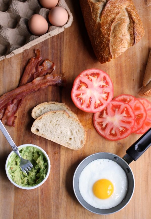 ... tomato avocado toast delishplan bacon avocado and tomato toast an