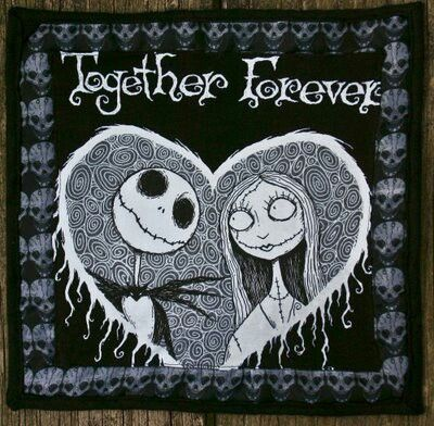 Nightmare Before Christmas | Quilts | Pinterest