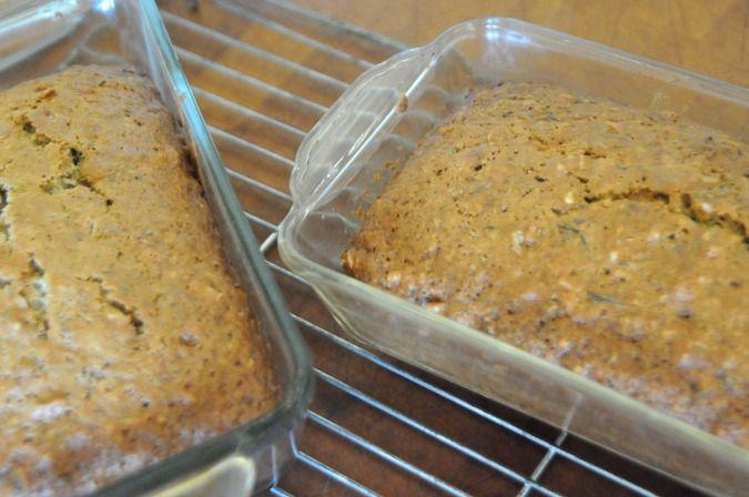 zucchini coconut bread http://www.food.com/recipe/zucchini-coconut ...