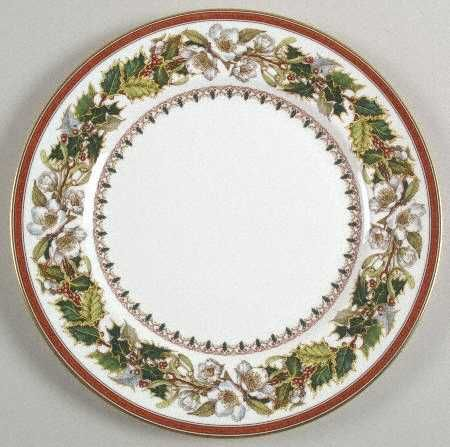 Blog the appetizers here is her dinnerware pick spode christmas