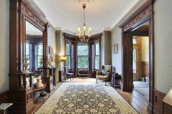 Elegant Modern Victorian House Design Interior