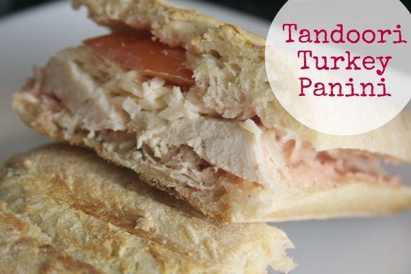 Tandoori Turkey Panini #PataksMom #Food #Inspiration #Recipes #India # ...