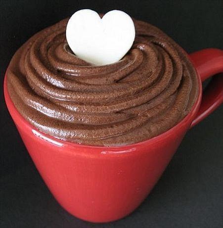 Bailey's Irish Cream Chocolate Mousse