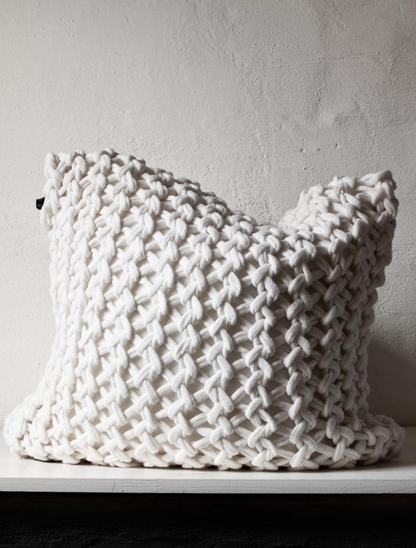 Crochet Pillow : Crochet Pillow case
