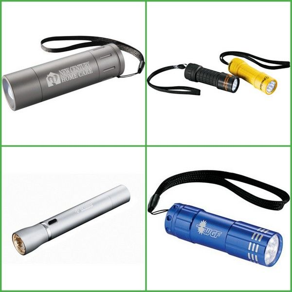 Flashlight Promotional Products from HotRef.com