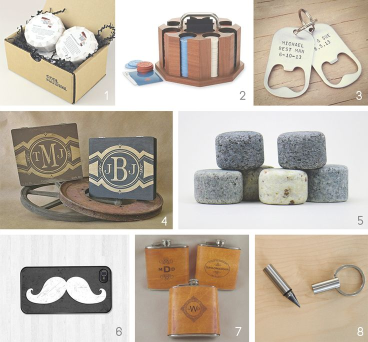 Wedding Gift Ideas Groomsmen : gift ideas