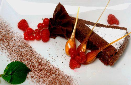 Torta Caprese | Baking | Pinterest