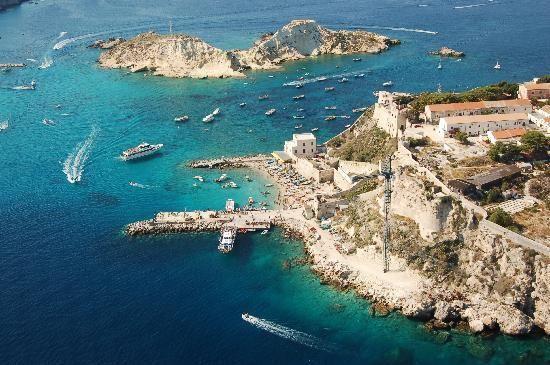 Isole Tremiti Island Italy