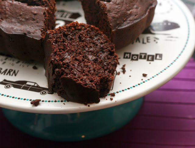 Double Chocolate Chestnut Bundt Cake   Food for Thought: Drinks, Dess ...