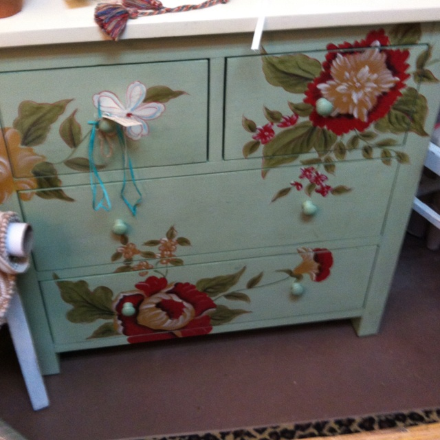 Painted furniture!!