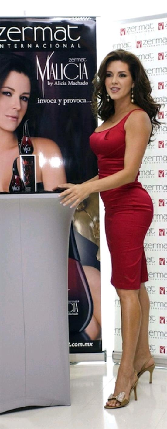 Alicia Machado | Perfect Body & Fitness Inspiration. Casual Women ...