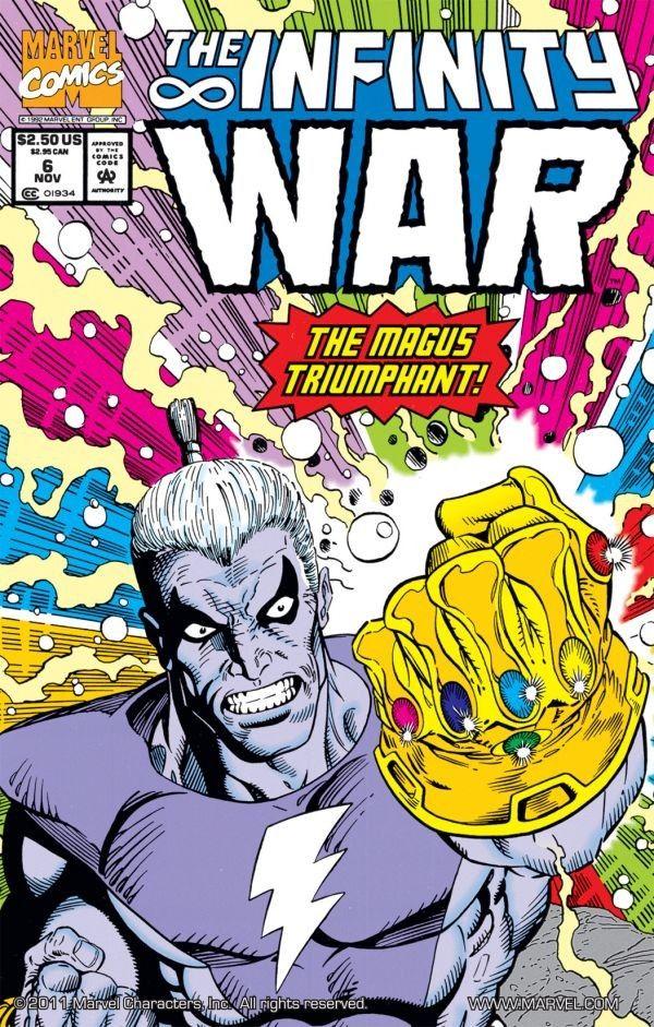 Infinity War #6 - Marvel Comics   Comics.   Pinterest