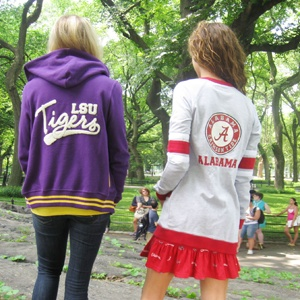 e5 Collection 2011 | LSU and Alabama