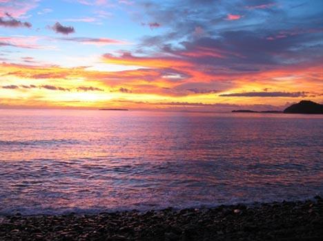 Panama Sunset Sunrise Sunset Pinterest